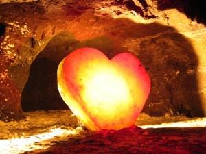 cuore caverna