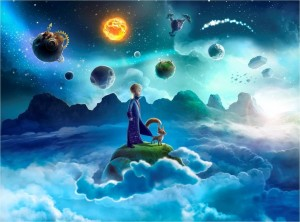 bambino nuvole